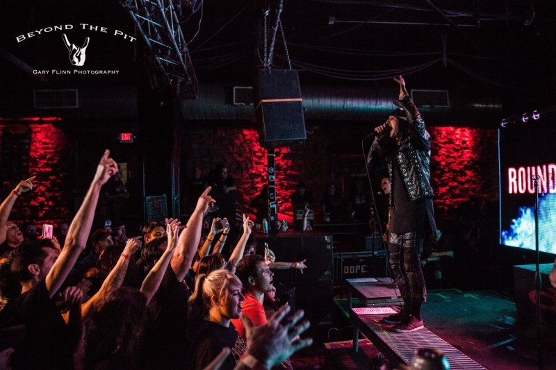 Dope live in Hell at the Masquerade credit Gary Flinn